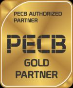 PECB Gold Partner accreditation