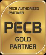 PECB Gold Partner accreditation